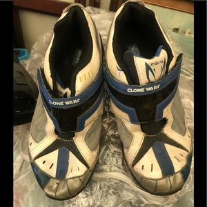 Other - Star Wars clone wars kids shoes